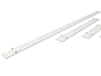 140mm x 24mm Double Row Constant Current LED Board
